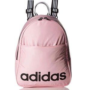 Pink Adidas Backpack